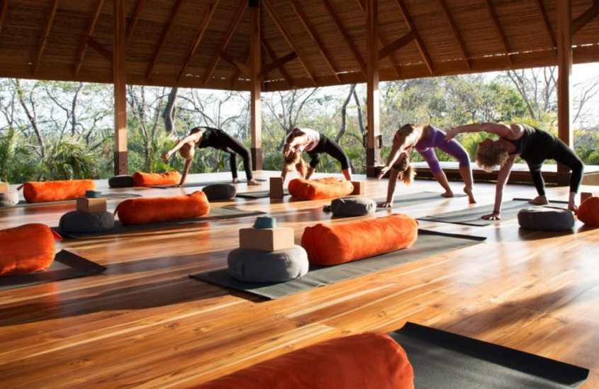 Why Yoga Inspires Us to Take Chances with an Open Heart and Mind