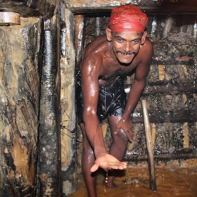 Tappa a Ratnapura, per visitare le miniere di gemme dello Sri Lanka