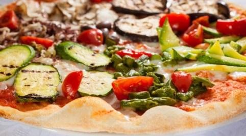 La Pizza Vegetariana Ricetta e Ingredienti - Silvio Cicchi