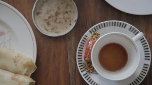 Silvio Palladino Documentary Photography coffee pancakes