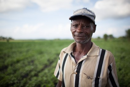 Silvio Palladino Documentary Photography Farmer, Kenya