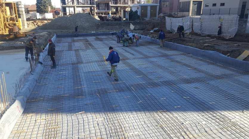 betonski radovi