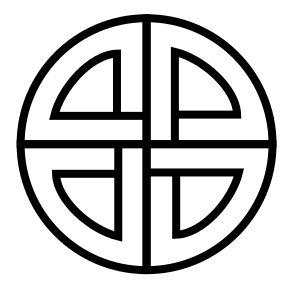 Nudo escudo