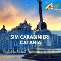 A Catania il primo Segretario Provinciale Generale SIM CC provvisorio.