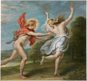 (Rubens, Apollo e Dafne)