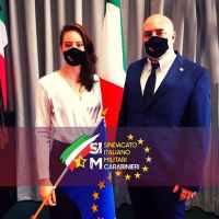 Nominata la prima donna Commissario Straordinario del SIM Carabinieri