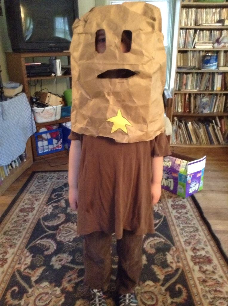 Homemade Halloween costume hacks for parents in a hurry – SIMCHA ...