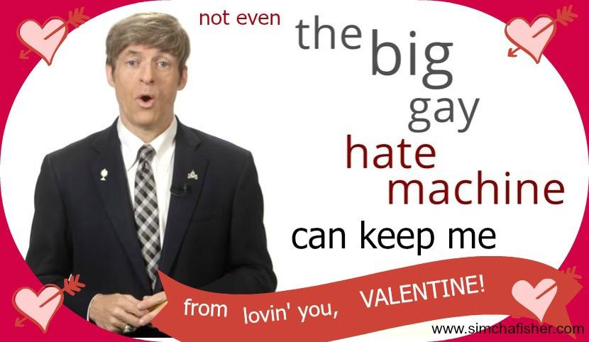 GAY HATE MACHINE