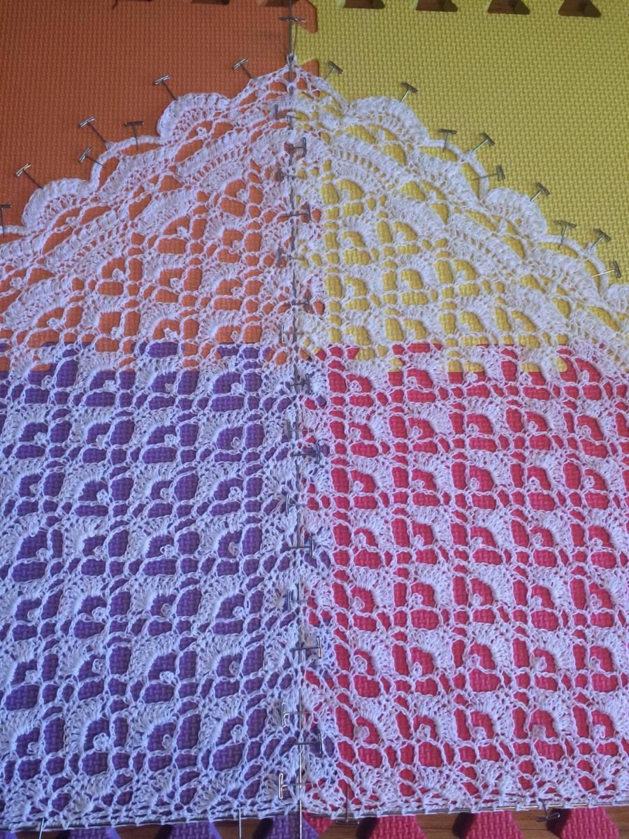 Handmade veil giveaway in honor of the Elizabeth Ministry Rosebud Program