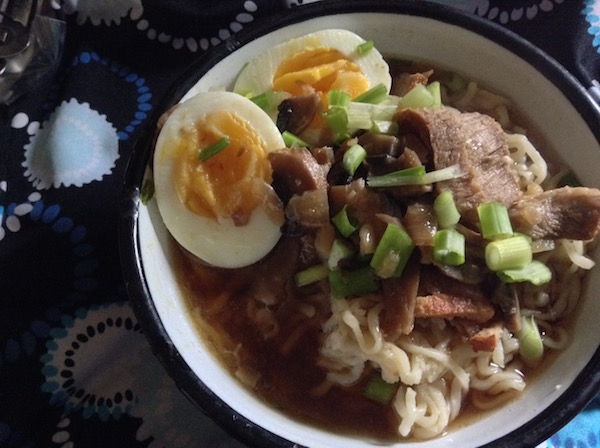 What's for supper? Vol. 82: And two hard boiled eggs