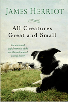 Why this non-lover of animals is a great James Herriot fan