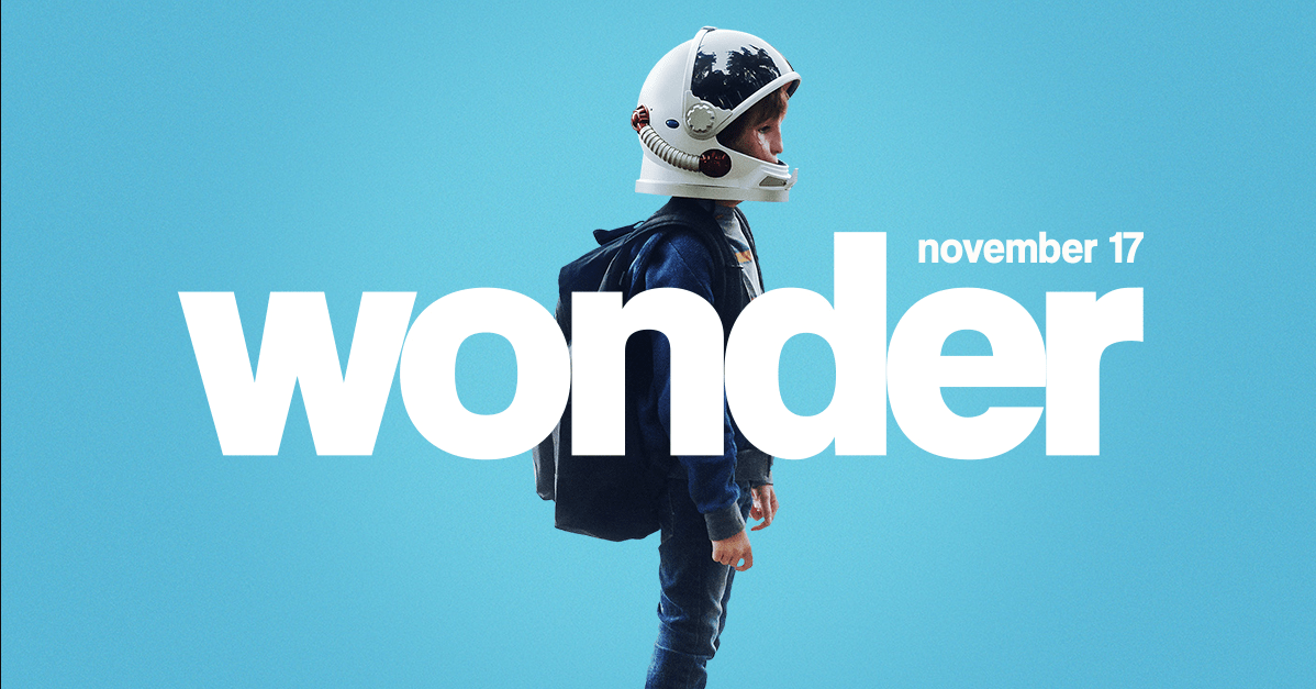 WONDER is sappy and predictable. Take your kids anyway.