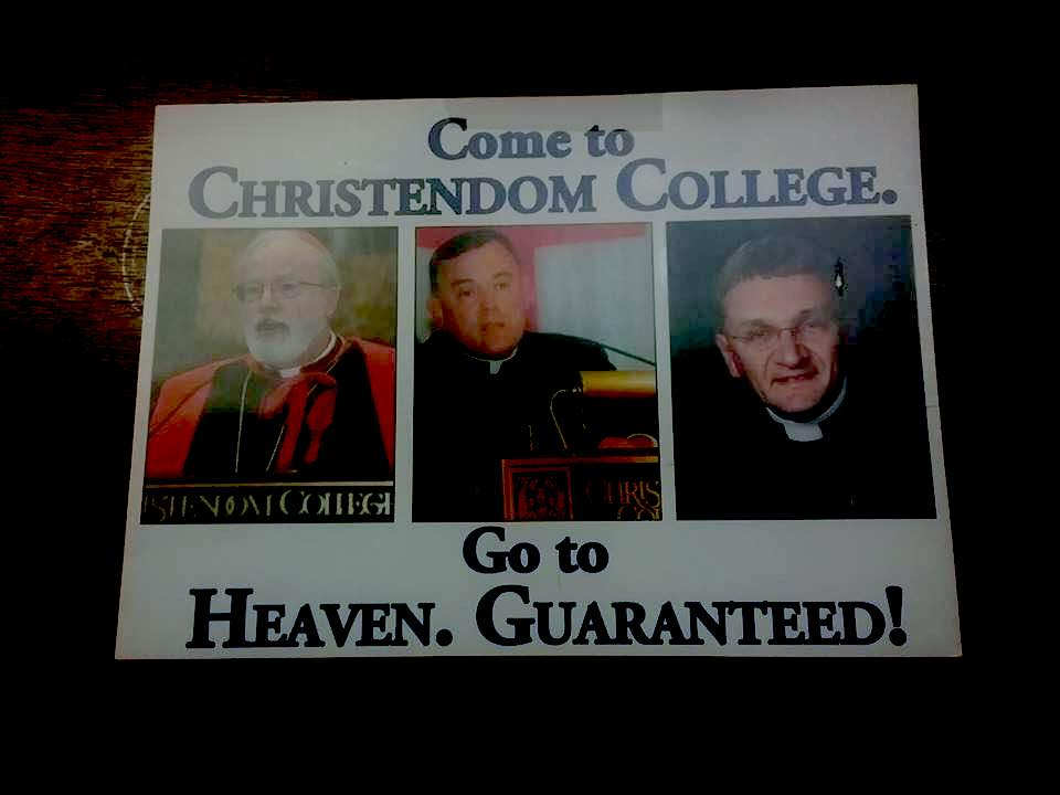Alumni accept new Christendom apology, call for O'Donnell to resign