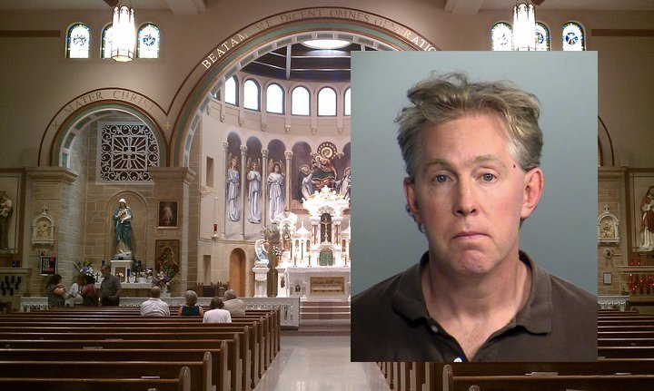 No jail for Fr. Luke Reese after wife-beating conviction
