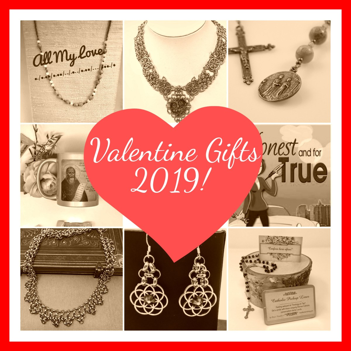 Valentine gift guide, 2019!