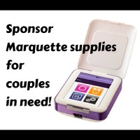 Sponsor Marquette NFP supplies for couples in need!