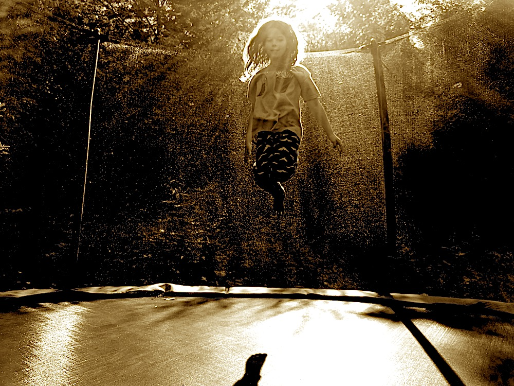 In praise of trampolines