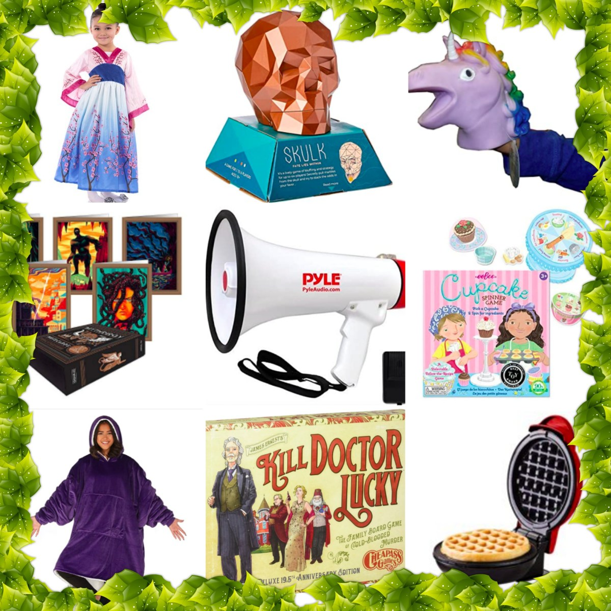 Christmas gifts our ten kids loved, the 2020 list