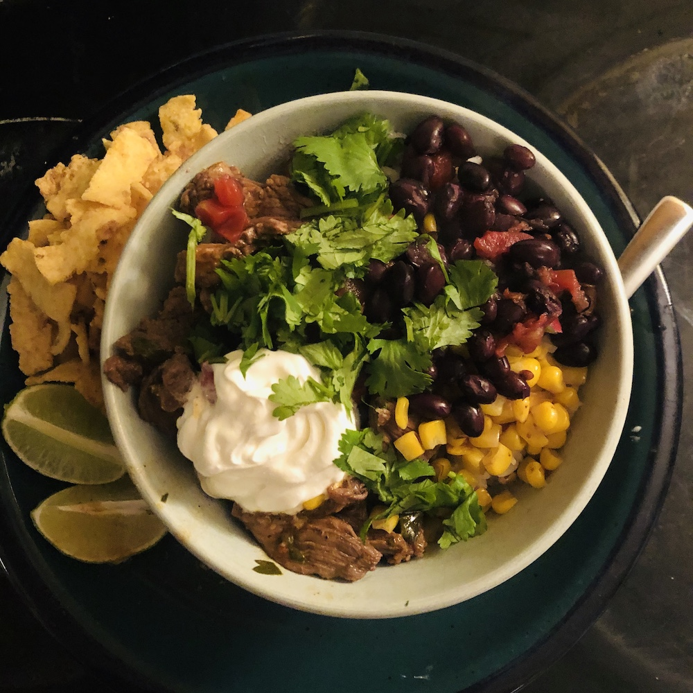 What's for supper? Vol. 231: Beef fajita bowls! Harvest chicken salad! Improved Instant Pot risotto! and endless pizza