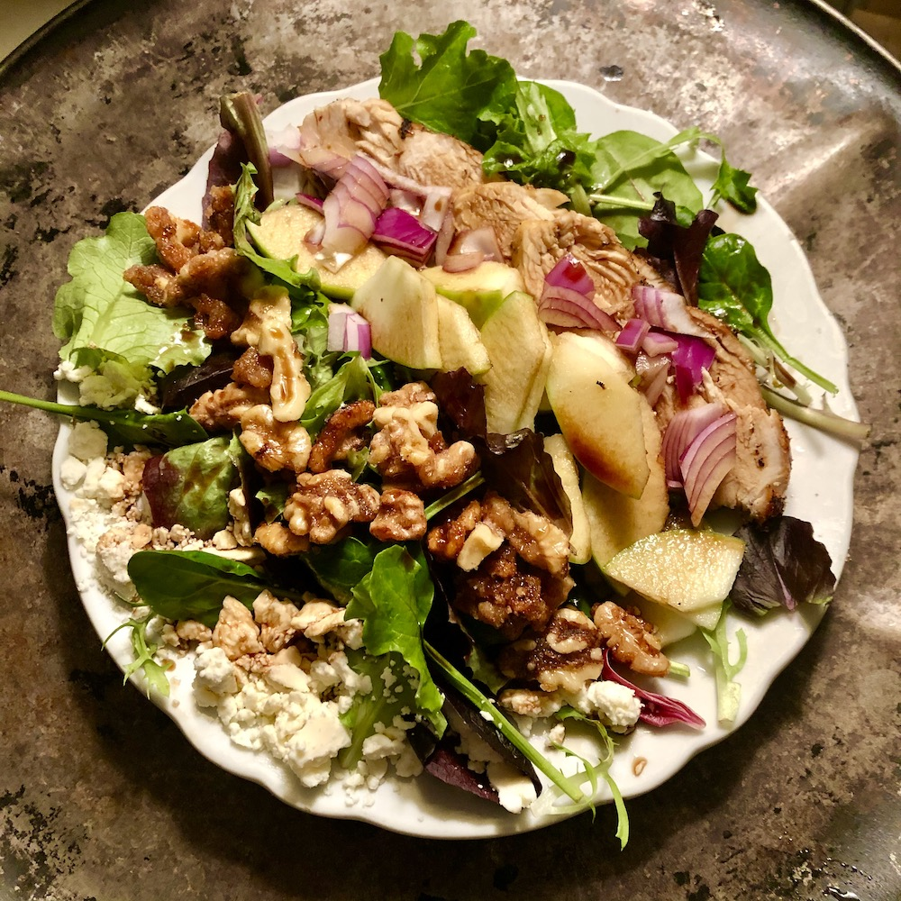 What's for supper? Vol. 240: If I'm going to eat salad…