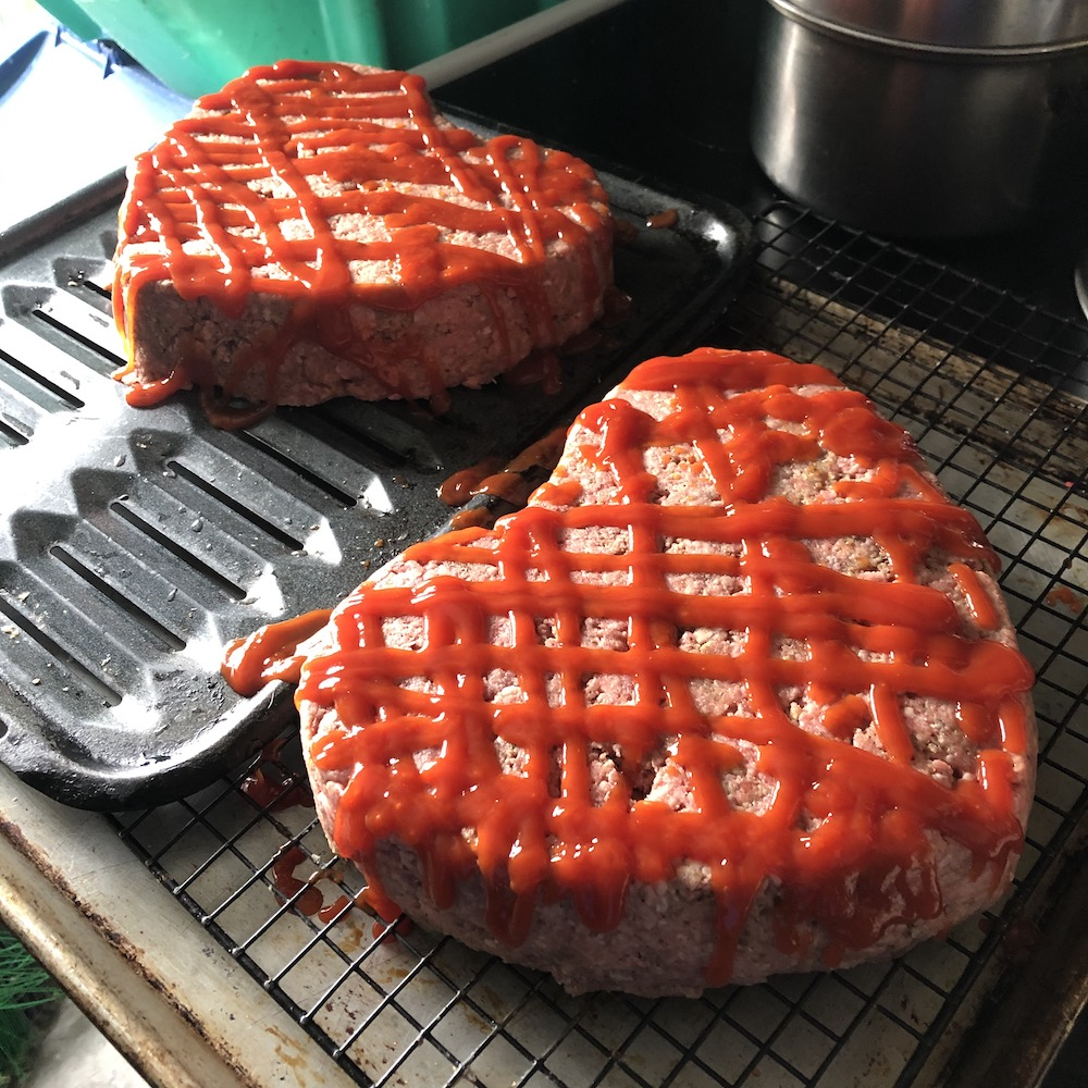 What's for supper? Vol. 242: Never never mind your meatloaf heart