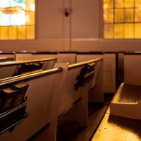 What's wrong with hymns without quotation marks?