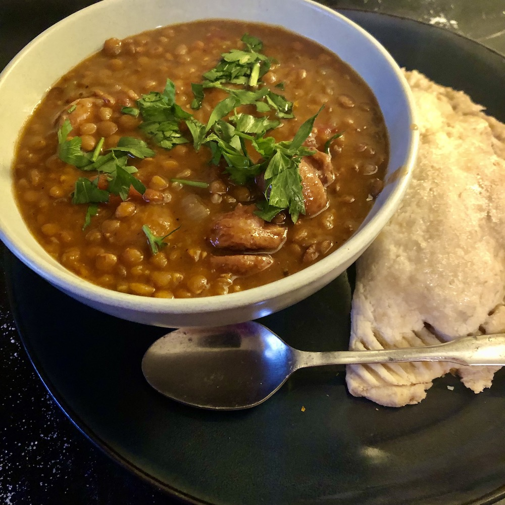 What's for supper? Vol. 270: I went for a more rustic feel