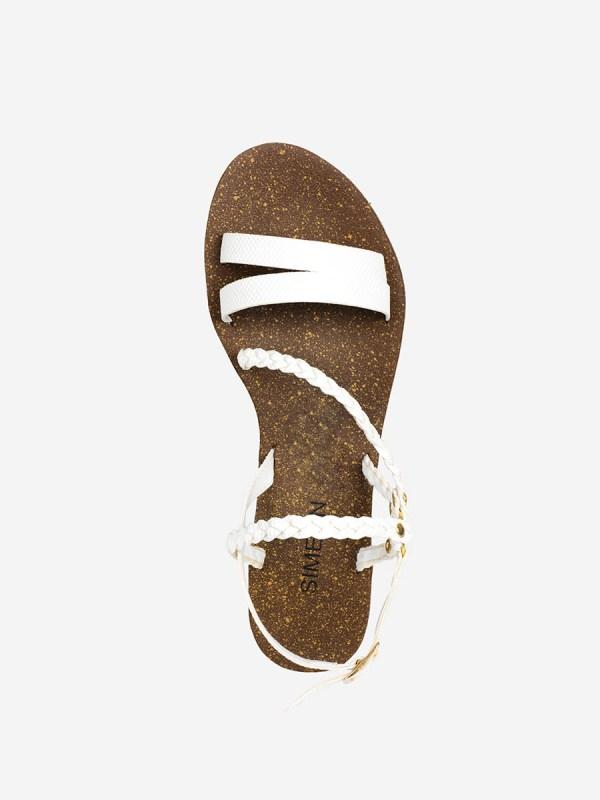 Santana03, Todos los zapatos, Sandalias Planas, BLA_S