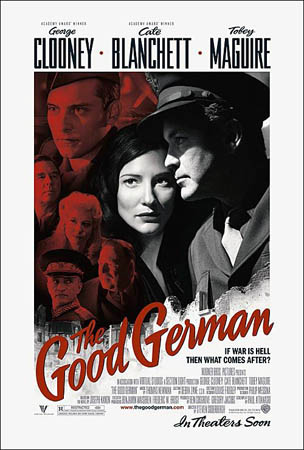 Das Plakat von «The Good German»