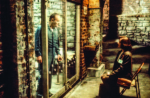 Anthony Hopkins und Jodie Foster