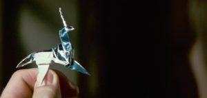 Das Origami-Einhorn