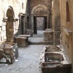 Escenario serie Roma en Cinecitta