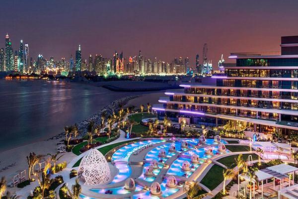 W Hotel Dubai The Palm