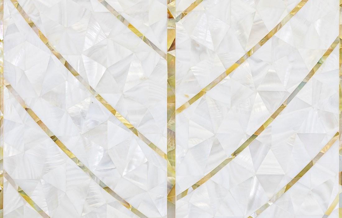 Natures Herringbone Golden Promise