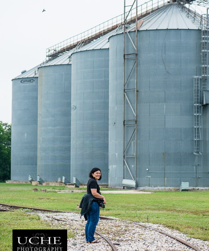 {april 2015 photowalk – she walked the track by the silos}
