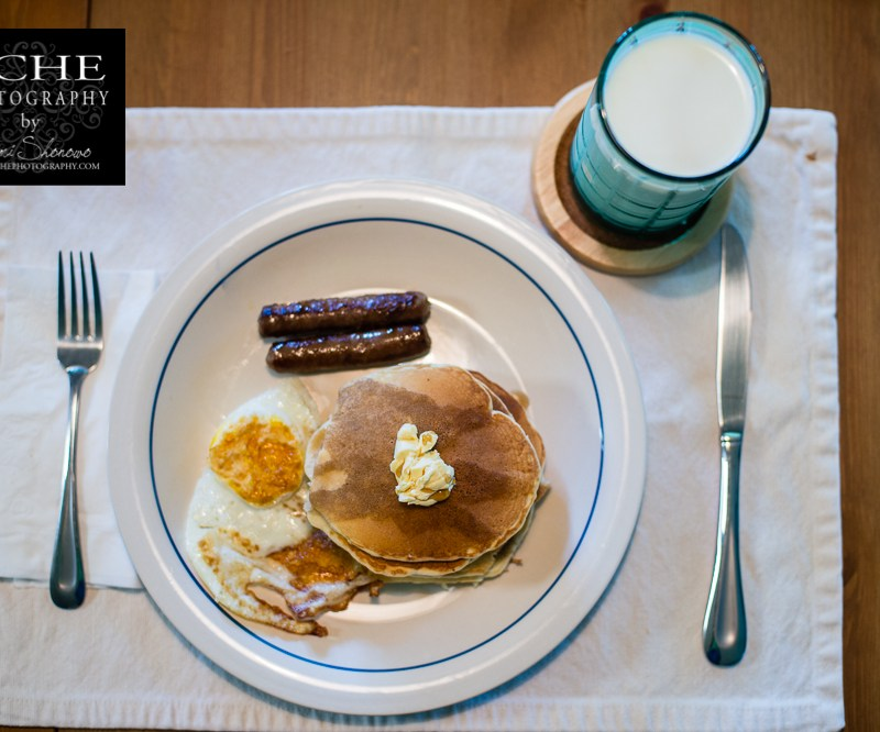 {day 153 project365 2015… pancakes for lunch}