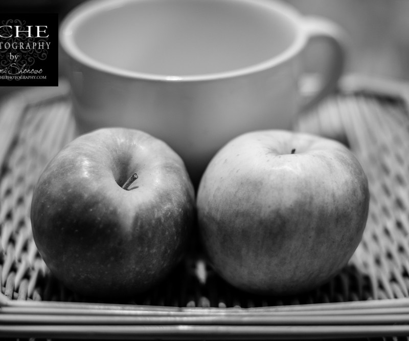 {day 220 project365 2015… apple or two}