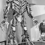 {Trey USA San Antonio walk – call me evil robot}