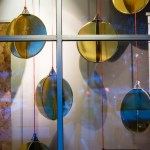 {day 319 project365 2015… golden ornaments}