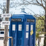 {day 074 project365 2016… tardis at the salt lick}