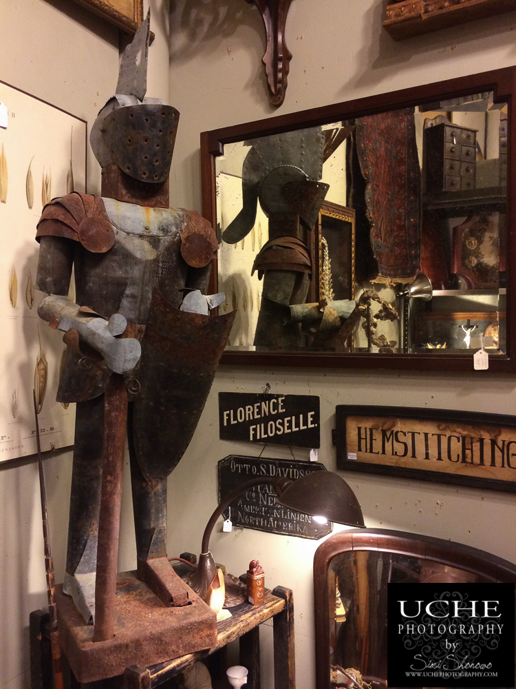 {day 289 mobile365 2016… knight found…armor needs work}