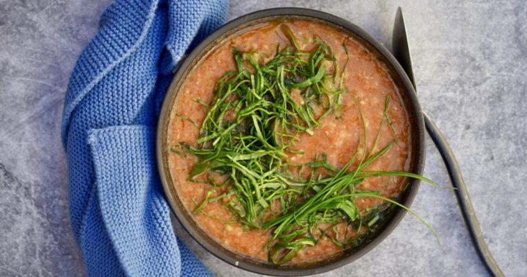 A Great Vegan Lentil Soup That Isn't Just for Vegans