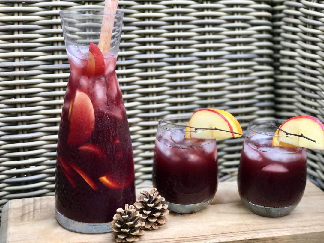 Holiday Sangria–The Perfect Drink For The Season