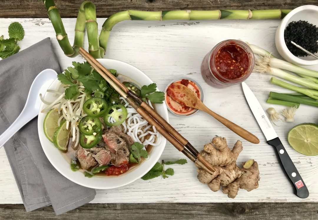 Quick Beef Pho That Is Rich, Flavorful And Absolutely Delightful