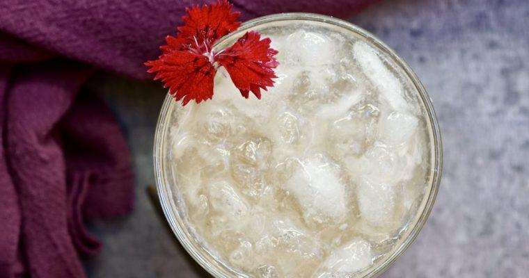 Gin + Grapefruit Cocktail