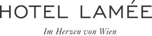 Logo Lamée (quer) + Slogan