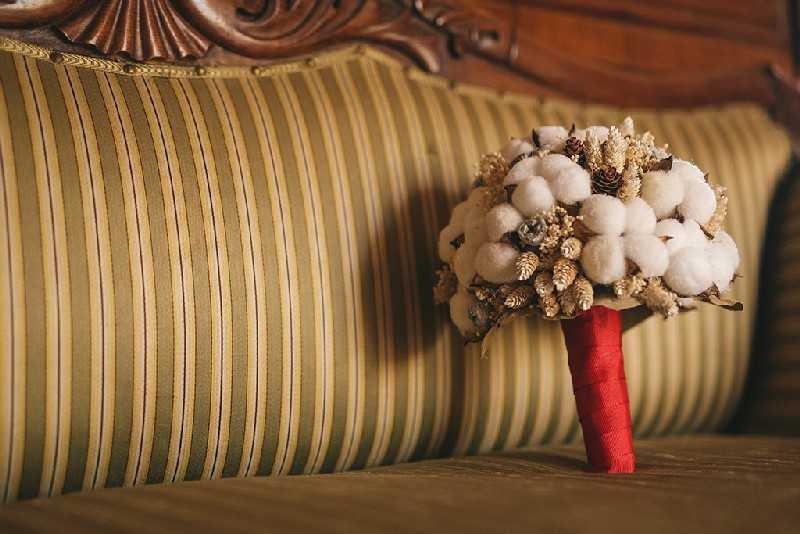 bouquet romantico rosso natale simmi