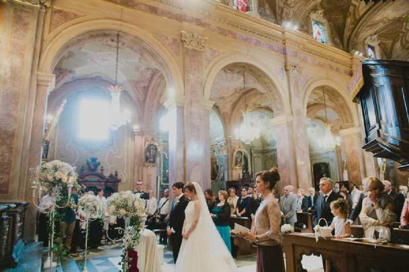 Allestimento Floreale Chiesa S. Pietro a Cherasco - PH Purewhite: