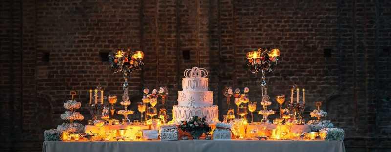 Wedding Cake & Candy Bar with Daturi e Motta @Villa Bria - PH - PH L. Lanzafami V. Elia: