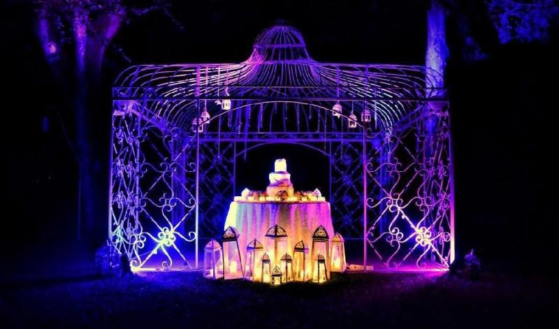 Luxury wedding cake - PH F. Bandiera: